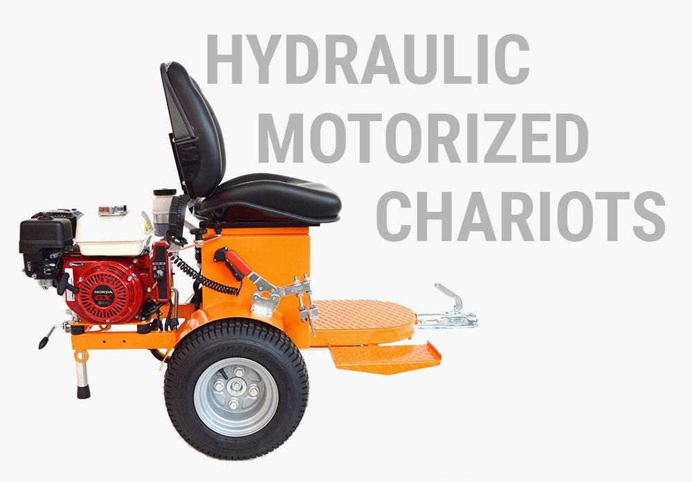HYDRAULIC MOTORIZED CHARIOTS